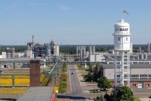 BASF hat am 21.06.2017 die erweiterte Compoundieranlage am Standort Schwarzheide in Betrieb genommen. (Bild: BASF)