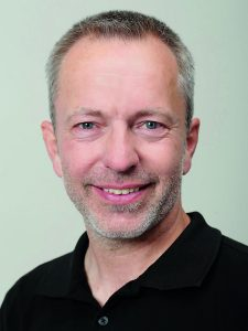Achim Kersten, Projektmanager bei Bayer,