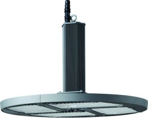 Die LED-Hallenstrahler gibt es in verschiedenen Ausführungen. Bild: Schuch