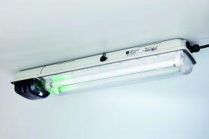 Stahl LED-Notlichtleuchte EXLUX 6409 1
