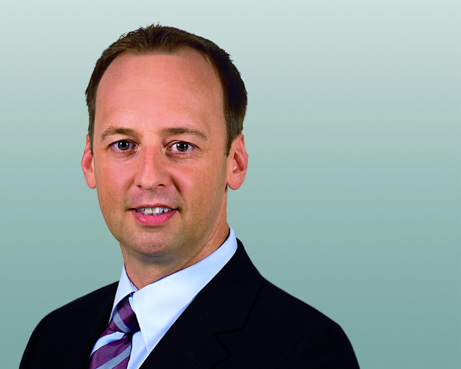 Simon Davis,  Produktmarketing  Safety, Phoenix  Contact Electronics