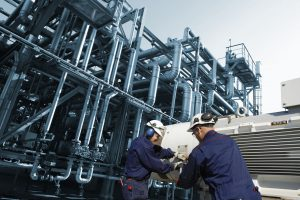 oil and pipeline working engineers
