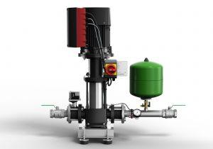 Grundfos Einzelpumpenanlage Grundfos Hydro Solo-E