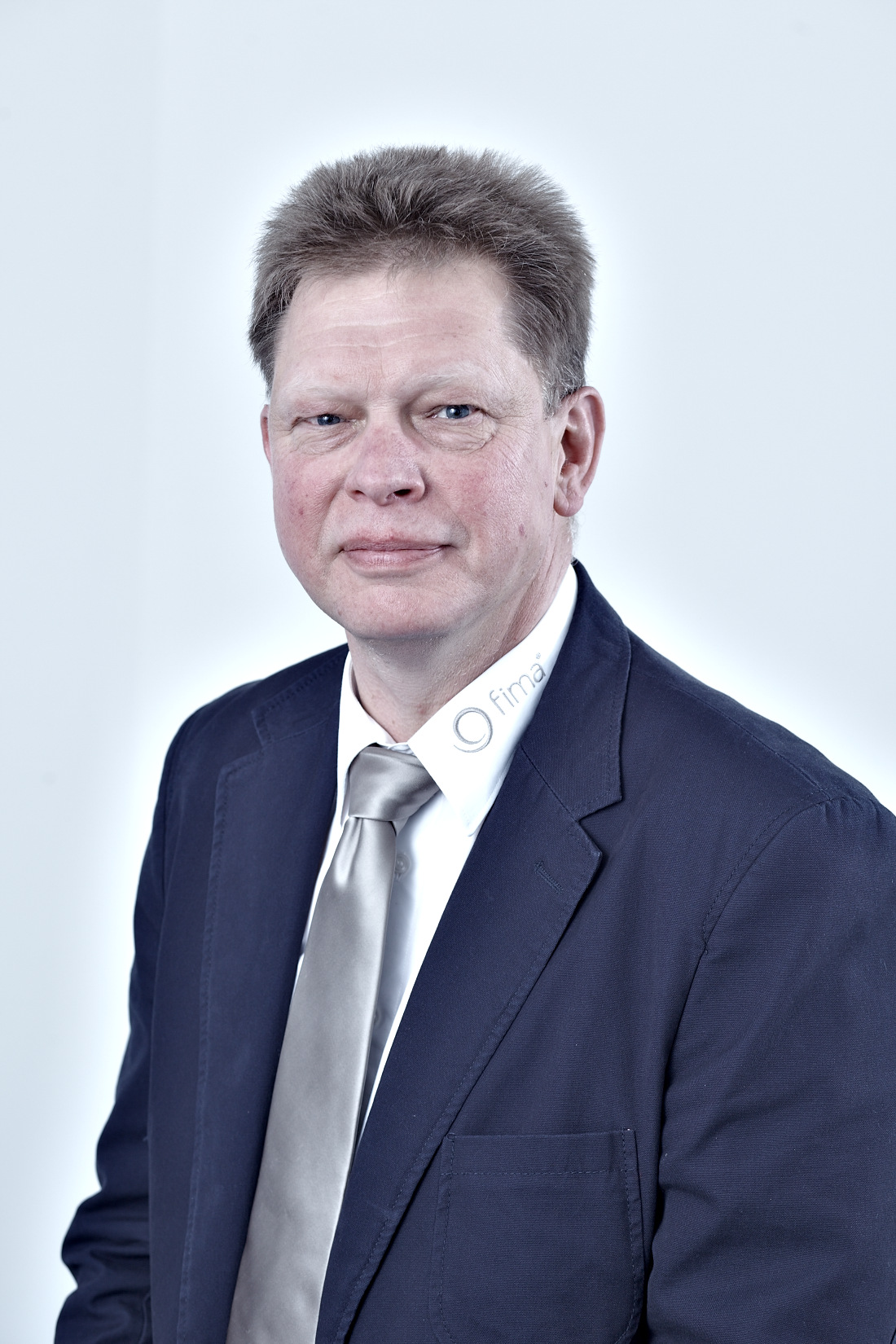 Manfred Kolleck, Vertriebsingenieur, Fima Maschinenbau