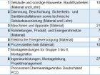 Tab. 1: Wägungsschema des neuen Chemieanlagen-Preisindex PCD. Ta.: Processnet