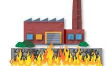 Flammensperren halten Feuer unter Kontrolle, bevor sich Brände in einer Anlage ausbreiten können. Bild: Sentavio, eyewave, blueringmedia – Fotolia