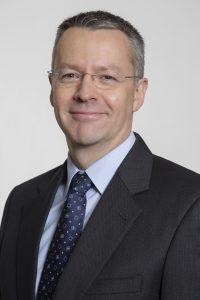 Thierry Vanlancker führt den Chemiekonzerns Akzonobel. Bild: Akzonobel