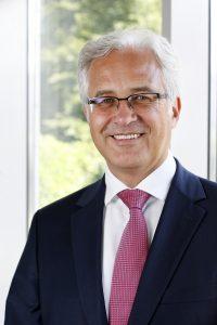 Reiner Block übernimmt die Leitung der Division Industry Service von TÜV Süd. (Bild: Tüv Süd)