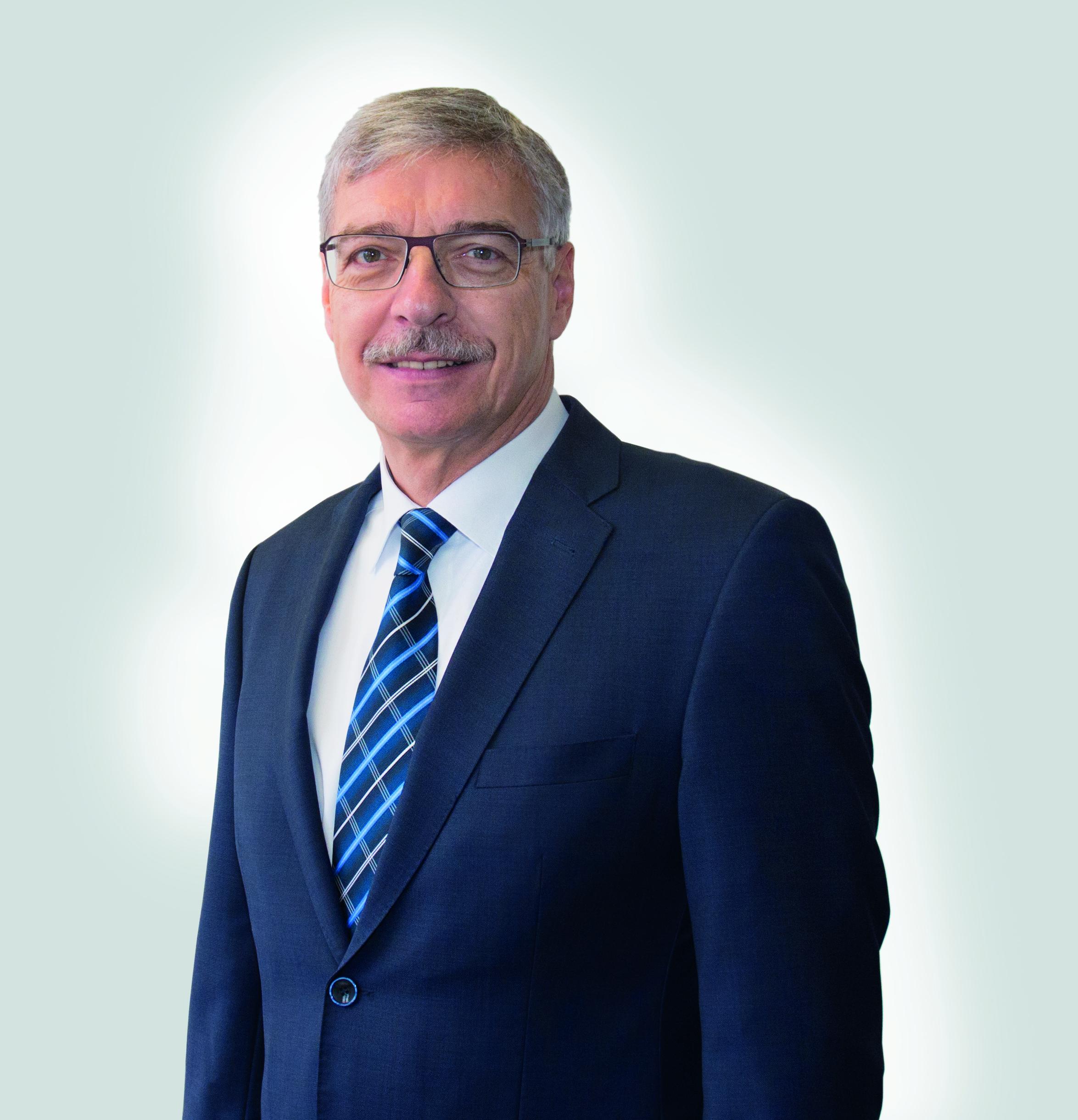 Urs Grütter, CEO, Stöcklin