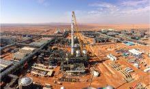 Die Phosphate-Anlage der Ma'aden Wa'ad Al-Shamal Phosphate Company's (MWSPC) im arabischen Umm Wu'al hat mit der Produktion begonnen. (Bild: Fluor)