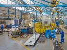 Werkstatt der Kreiselpumpenfabrik Emile Egger Ende 2016 (Bild: Emile Egger)