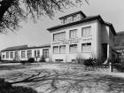 Die junge Pumpenfabrik Emile Egger in Cressier, Kanton Neuchâtel Anfang der 1950er Jahre (Bild: Emile Egger)