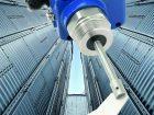 9a: Der Drehflügel-Grenzschalter Rotonivo kann bei Betriebstemperaturen von -40 bis 1.100 °C eingesetzt werden. Bild: UWT