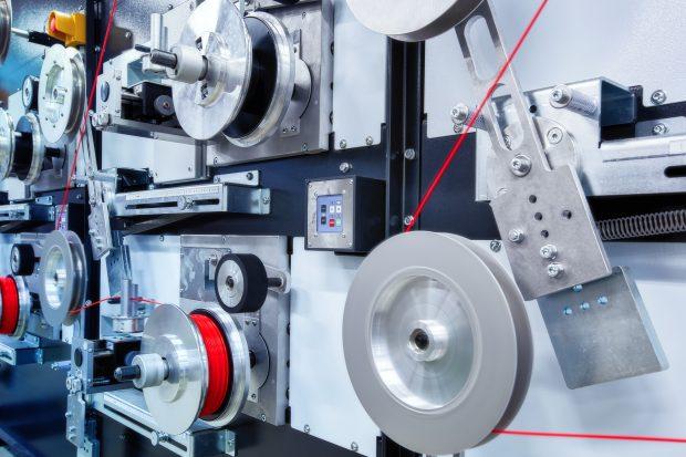 Innofil3D produziert Filamente (lange dünne Kunststofffasern) für die Schicht-Extrusion, einem speziellen 3D-Druck Verfahren. / Innofil3D produces filaments (long, thin plastic fibers) that are used in fused filament fabrication, a special 3D printing p