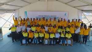 Fluor PETRONAS_INA_Project_Groundbreaking