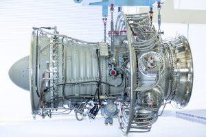 Core Engine der Gasturbine SGT-A30 RB / Core Engine der Gasturbine SGT-A30 RB