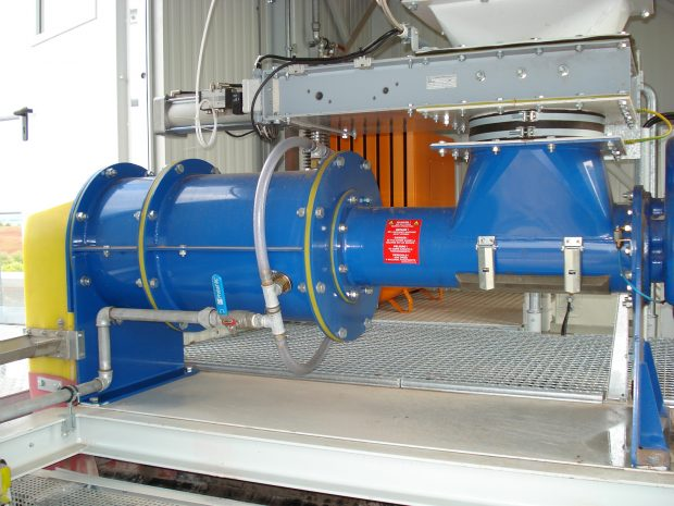 WAM_DUSTFIX_Dust_Conditioner RV_Drop-through_Rotary_Valve VLQ_Slide_Valve_Stone_Dust_Quarry_Plant_INDUSERV-BAYER_Germany_07-2008(004)