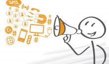 Die vielfältigen Inhalte des digitalen Zeitalters wirkungsvoll zu kommunizieren ist eine besondere Herausforderung für Führungskräfte.  Bild: Trueffelpix – Fotolia
