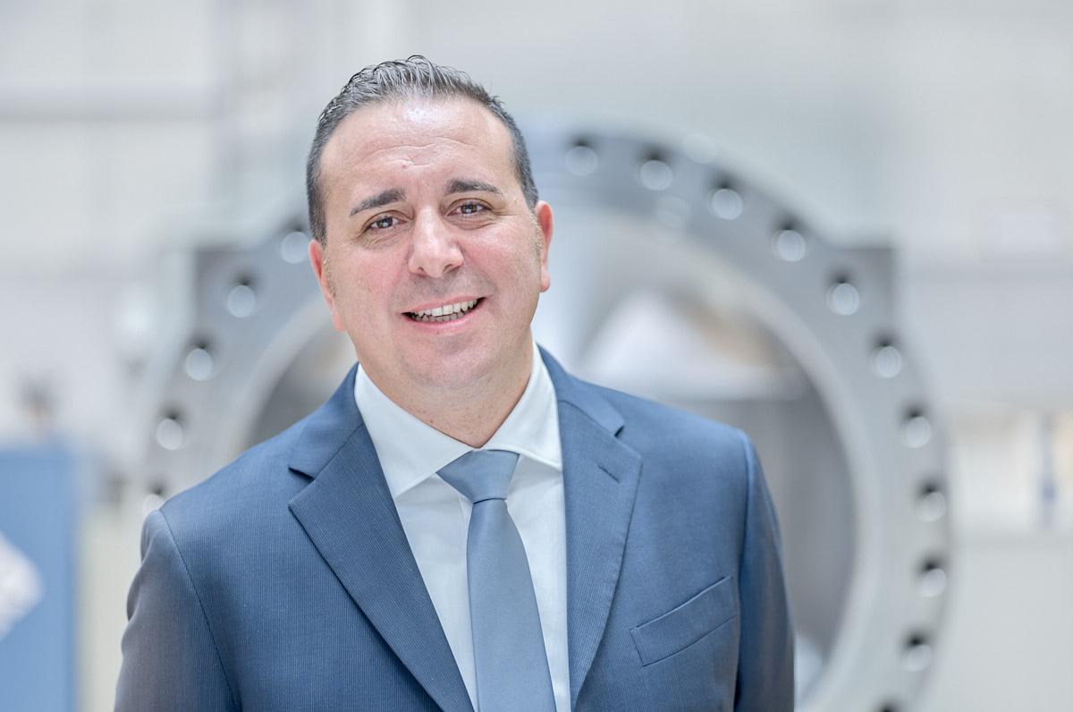 Claudio Bonafede, Managing Director Maag Italy