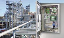 Hohe Anlagensicherheit: In der Prozesstechnik ist ein umfassender Überspannungsschutz ein Muss. Bild: Phoenix Contact