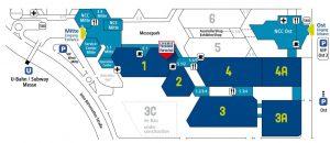 Hallenplan mit CT