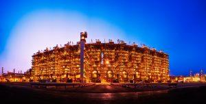 Sadara Chemical Company - Mixed Feed Cracker at Dawn