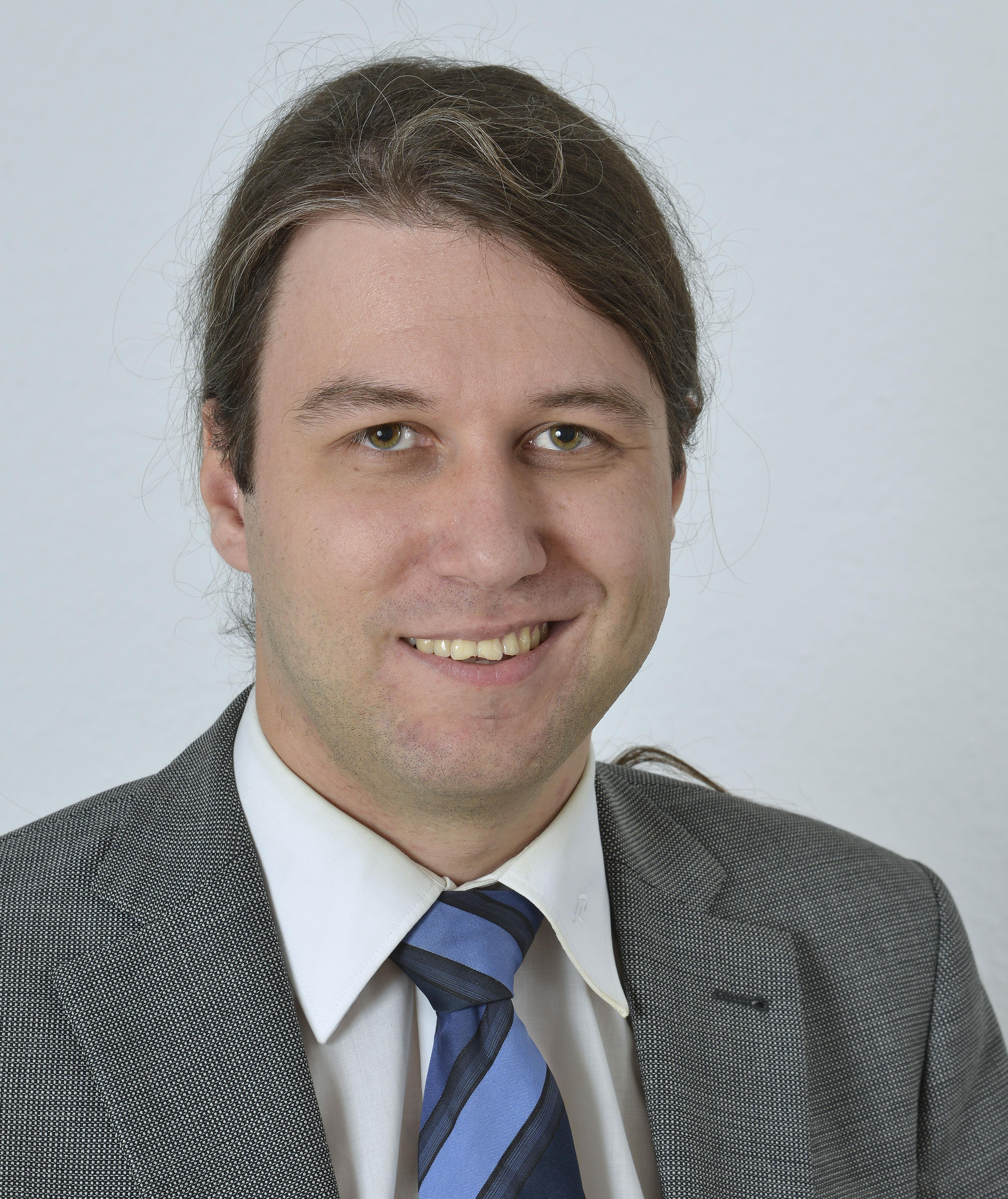 Samuel Ruby, Global Account Manager bei Fike Deutschland