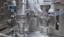 Isolator mit Wirbelschichtgranulation und Mühle - Bild: Art