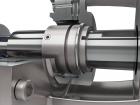 Aufgrund der  Konstruktion benötigen die Pumpen nur  jeweils eine mechanische Dichtung – das spart Kosten. Bild: Leistritz