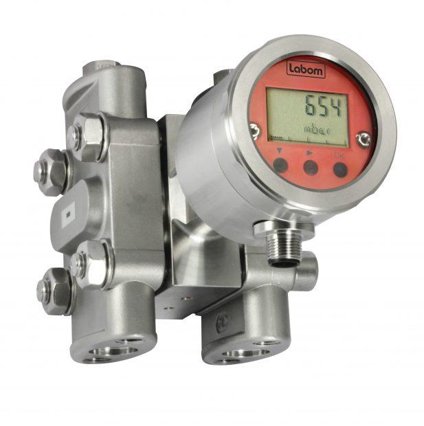 7 Labom Differenzdruckmessumformer PASCAL CV Delta P