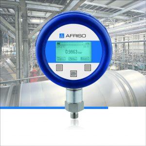 Afriso AFR1717F2 Digitalmanometer DIM 30