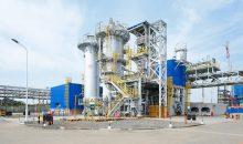 Mit der Anlage in China produziert die BASF das biokatalysierte Acrylamid nun weltweit an drei Standorten. (Bild: BASF)