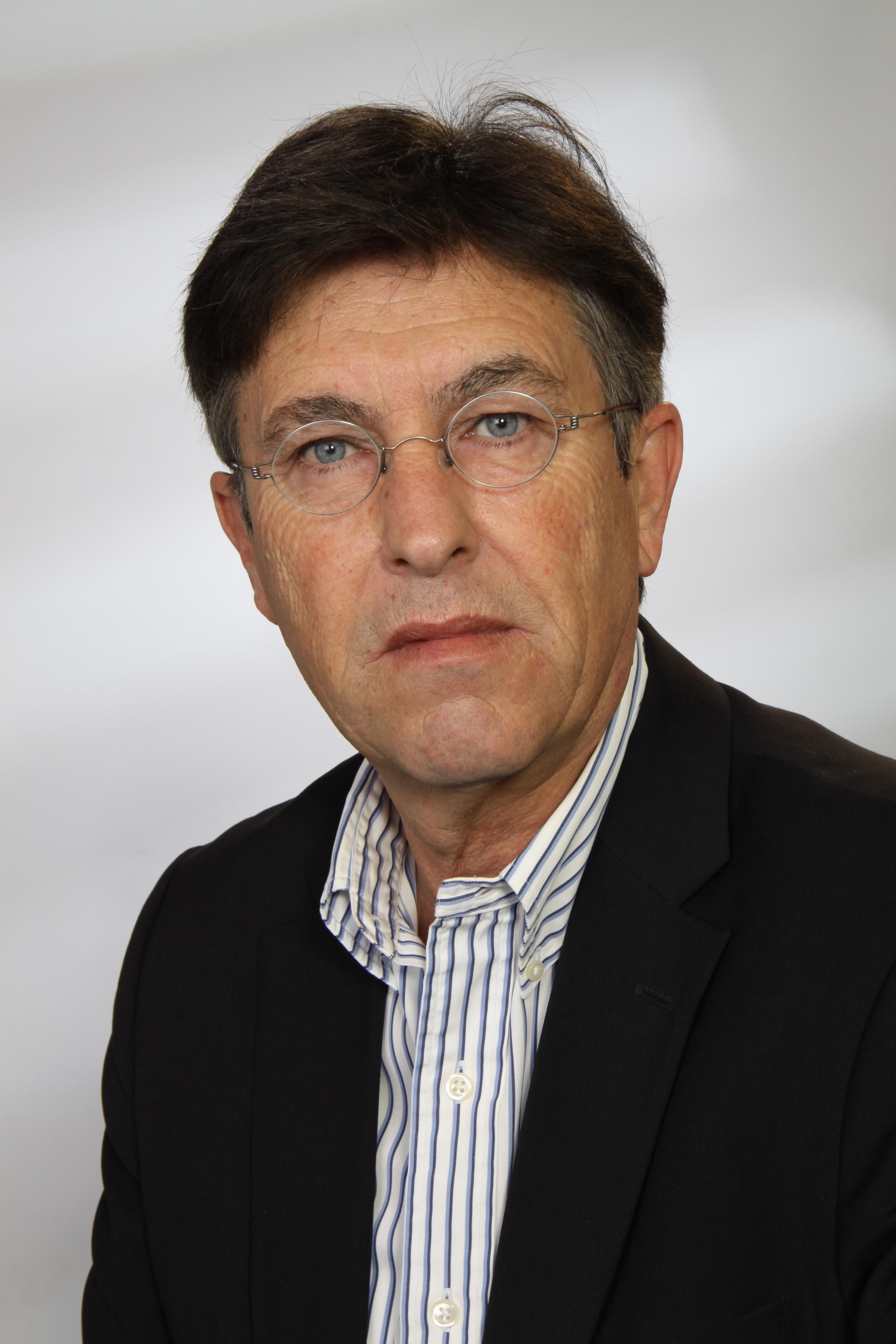 Günter Mauß, Executive Vice President, Hexagon PPM