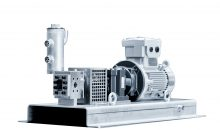 Maag Zahnradpumpe (Bild: Maag Pump Systems AG)