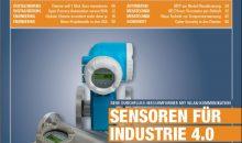 Titelseite der CHEMIE TECHNIK-Sonderausgabe Prozessautomation 2018