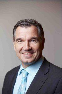 Nikolaus Krüger, Vorsitzender des Fachbereichs Messtechnik und Prozessautomatisierung im ZVEI-Fachverband Automation