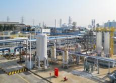Im Wacker-Werk in Ulsan werden VAE-Dispersionen hergestellt, die als Bindemittel in der Bau-, Beschichtungs- und Klebstoff-Industrie Verwendung finden. (Bild: Wacker)