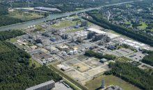 Luftansicht des Borealis-Standortes Beringen, Belgien. (Bild: Borealis)