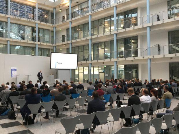 Prof. Dr. Christoph Herwig, TU Wien, begrüßte die Teilnehmer zum 13. Kolloquium Prozessanalytik. (Bild. Redaktion)