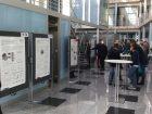 Auf der Posterausstellung präsentierten Forschungsgruppen und Unternehmen ihre Arbeit an neuen Technologien, Anwendungen und Lösungen (Bild: Redaktion)