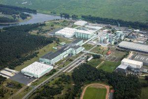 Nach der geplanten Erweiterung hätte die Anlage einen Einwohnerwert von 500.000. Bild: Leipa