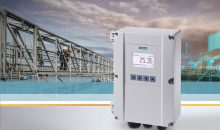 Mit dem Clamp-on-Ultraschall-Durchflussmessgerät Sitrans FS220 erweitert Siemens sein wachsendes Portfolios der nächsten Generation digitaler Durchflussmesssysteme. Mit der Kombination des Messumformers  Sitrans FST020 und dem aufsteckbaren Messaufnehmern (Clamp-on) Sitrans FSS200 bietet der Sitrans FS220 die gängigsten Messfunktionen bei sehr hoher Genauigkeit, Kosteneffizienz und großem Bedienkomfort.  Siemens launched the Sitrans FS220 clamp-on ultrasonic flowmeter, the newest addition to the growing portfolio of next-generation digital flow measurement systems from Siemens. Combining the Sitrans FST020 transmitter with Sitrans FSS200 externally mounted sensors, the Sitrans FS220 offers the most commonly required measurement functions with superior accuracy, cost efficiency and ease of use.
