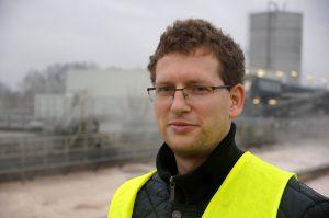 Maximilian Borngräber, Prozessingenieur bei Leipa,