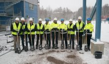 Erster Spatenstich in Kvarntorp, Schweden: Akzonobel erweitert seinen Standort zur Produktion von Mikronährstoffen. (Bild: Akzonobel)