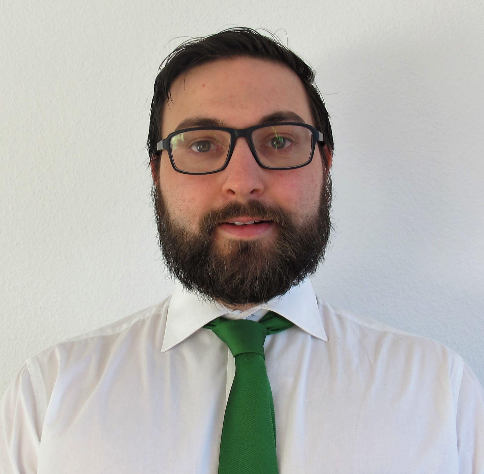 Tobias Heinrich ist Experte für Analysenleitungen bei PSG