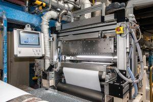 BASF-curtain coater