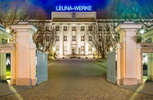 Infraleuna Bürocenter_Nacht_Fotograf_LxPRESS