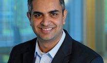 Anand Nambiar (43) leitet ab April 2018 das Halbleitergeschäft von Merck. (Bild: Merck)
