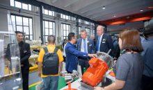 Mit der Montagehalle will Heinkel seine Wettbewerbsfähigkeit im asiatischen Markt stärken. (Bild: Heinkel)