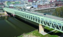 Industriepark Höchst   (nähe Werksbrücke) Luftbilder